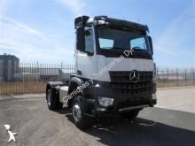 new Mercedes tractor unit