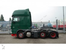 DAF XF 105.460 6X2 SUPER SPACECAB tractor unit