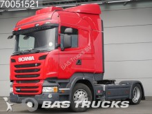 Scania R490 4X2 Retarder Standklima Euro 6 tractor unit