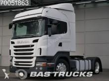 Scania R400 4X2 Manual Retarder ADR Euro 5 German-Truck tractor unit