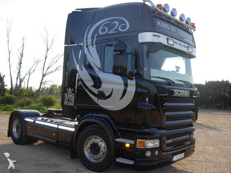 tracteur scania standard r 620 4x2 gazoil occasion n 319425. Black Bedroom Furniture Sets. Home Design Ideas