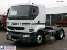 cabeza tractora Renault Premium 420.19 4x2 tipper hydraulics