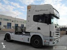 cabeza tractora Scania R124 R124 L470