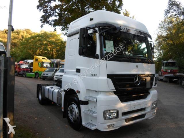 Tracteur Mercedes 2846 LS/ 6x4/ AT-Motor 100 KM