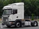 ciągnik siodłowy Scania G 420 / HIHLINE / MANUAL / HYDRAULIKA /