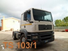 trattore MAN TGA 18.460
