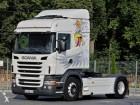 ciągnik siodłowy Scania R 420 / HIGHLINE / MANUAL / ETADE / EUO 5 / \