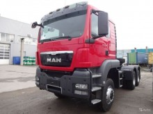 MAN TGS 33480 6X6 BBS-WW tractor unit