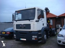 MAN TG 350 A tractor unit