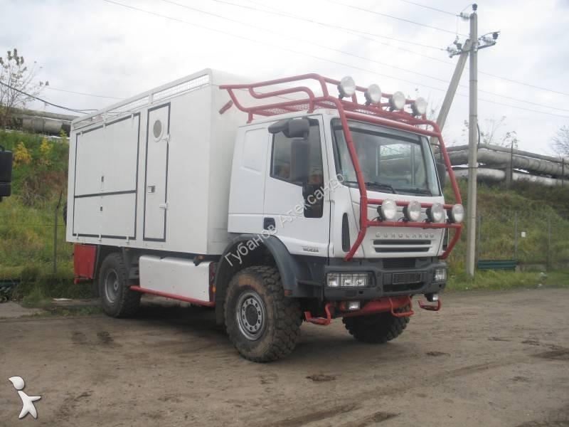 trattore iveco collezione eurocargo 140e24 4x4 euro 3 usato n 907606. Black Bedroom Furniture Sets. Home Design Ideas