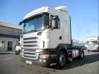cap tractor Scania R480