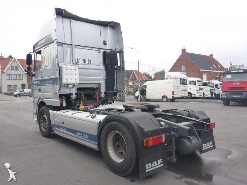 tracteur daf standard xf105 510 4x2 euro 5 occasion n 1431109. Black Bedroom Furniture Sets. Home Design Ideas