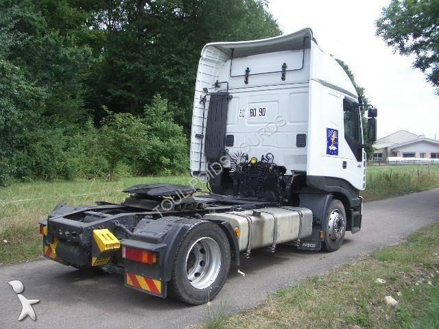 tracteur iveco surbaiss stralis 480 4x2 gazoil euro 4 occasion n 1440290. Black Bedroom Furniture Sets. Home Design Ideas