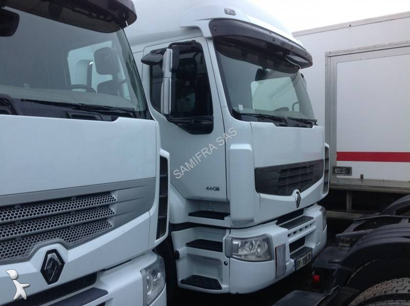 cabeza tractora renault est ndar premium 460 4x2 diesel euro 6 usada n 1579591. Black Bedroom Furniture Sets. Home Design Ideas
