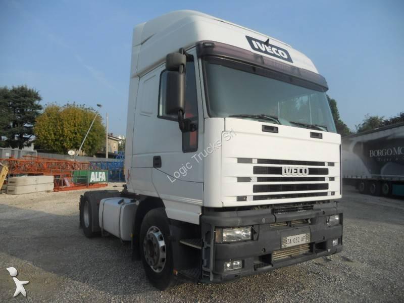 trattore Iveco standard Eurostar 520 usato - n°871139 - Foto 2