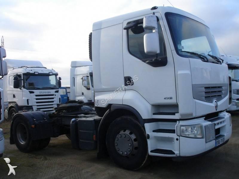 tracteur renault produits dangereux adr premium 450 euro 4 occasion n 978535. Black Bedroom Furniture Sets. Home Design Ideas