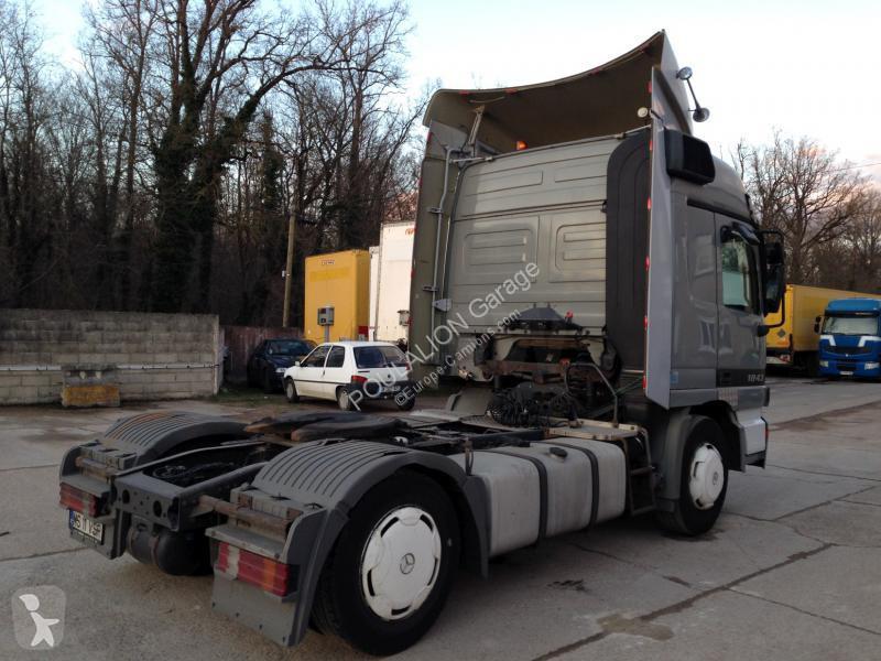 Tracteur mercedes standard actros 1843 ls 4x2 gazoil euro for Garage mercedes bonneuil sur marne