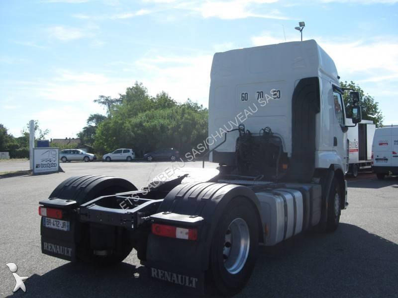 tracteur renault produits dangereux adr premium 460 dxi 4x2 gazoil euro 5 occasion n 1736706. Black Bedroom Furniture Sets. Home Design Ideas
