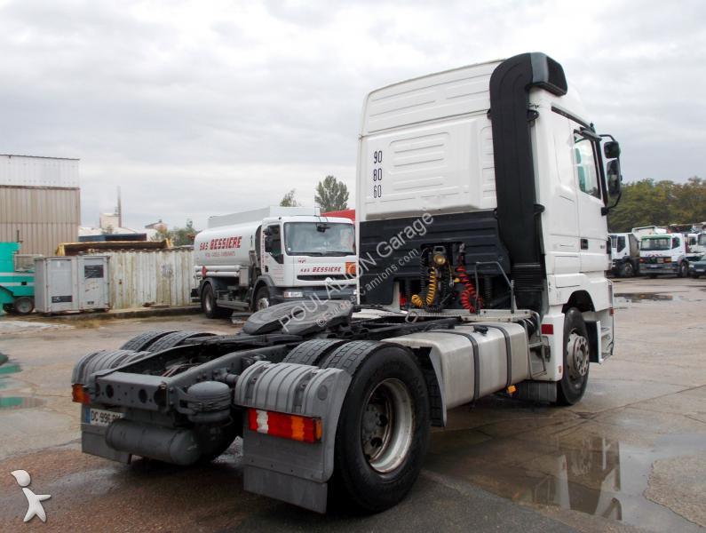 Tracteur mercedes standard actros 1841 4x2 gazoil euro 3 for Garage mercedes bonneuil sur marne