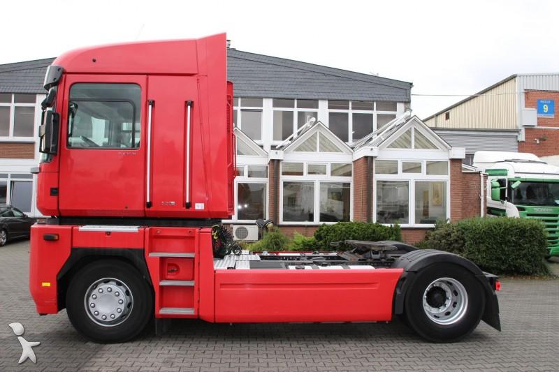 tracteur renault standard magnum 520 dxi 4x2 euro 5 occasion n 1412176. Black Bedroom Furniture Sets. Home Design Ideas