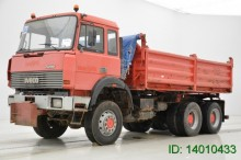 camion Iveco 260E34 | 6X6 | Big-Axle | Air-Cooled | 3-Sided-T
