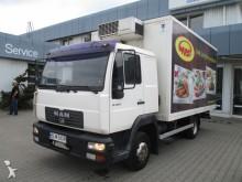 ciężarówka chłodnia MAN używana