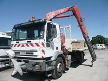 used Iveco two-way side tipper truck