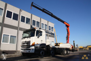 camion Hino 700FY crane