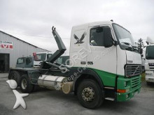 used Volvo hook lift truck