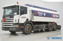camion Scania P 94.260 - 6X2