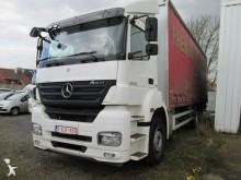 camion rideaux coulissants (plsc) ridelles Mercedes occasion