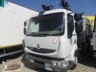 camion Renault Midlum 215.115 GRU CARICATORE HEILA E RIBALTABILE