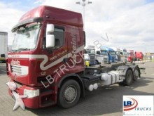 camion transport containere Renault second-hand