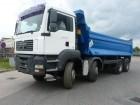 camion MAN TGA 35.350