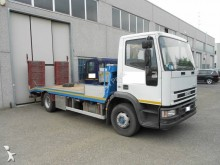 used Iveco heavy equipment transport truck