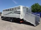 camión para ganado bovino usado