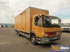 camión Mercedes Atego G 1218 N 48 C