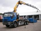 camion Iveco Trakker AD 260 T 45