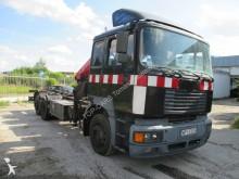 ciężarówka podwozie MAN używana