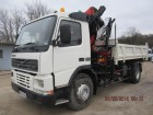 camión Volvo FM7 290