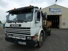 Scania P 93-250 truck