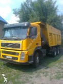 used Volvo half-pipe tipper truck