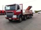camion DAF CF85 FAD 480