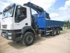 camión Iveco Trakker AD 260 T 36