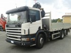camion Scania P 340