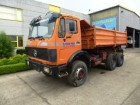 camion Mercedes 2632 6x6