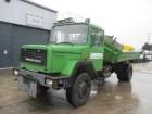 Iveco Magirus (3-side Tipper / 4X4 / STEEL SUSP) truck
