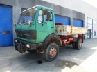 camion Mercedes 1719 4x4
