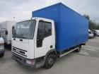 Iveco Eurocargo 75 E 14 Koffer 6,10 m Türen truck