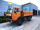 camion Mercedes 1619 4x4